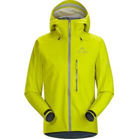 Arc'teryx Alpha FL Jacket Herr lichen